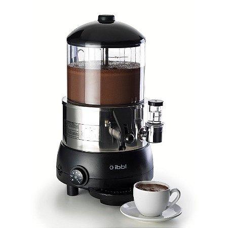 Hot Dispenser 5 Chocolateira IBBL Preto 127v