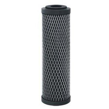 Refil Filtro Elemento Filtrante Carvão Block 10 Pol