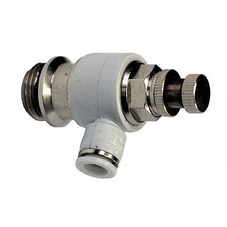 Válvula Controladora de Fluxo - Latina - Esmaltec - Newmaq/New Up