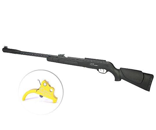 Carabina de Pressão Gamo CFX IGT - Cal.  4.5mm + Gatilho Esportivo Quickshot