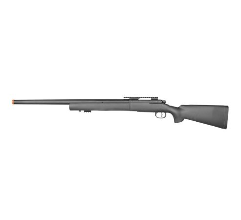 Rifle Airsoft Sniper M24 Storm Spring VSR10 - Full Metal 6mm - Rossi