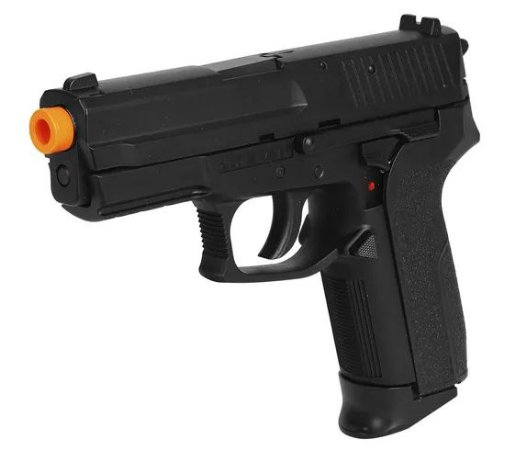 Pistola Airsoft CO2 SP2022 Semi-metal 6.0mm - KWC