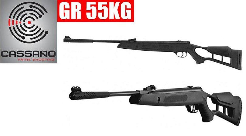 Carabina de Pressão Hatsan Striker Edge - Cal 5,5 mm c/ Gás Ram 55KG PRIME SHOOTING - Rossi