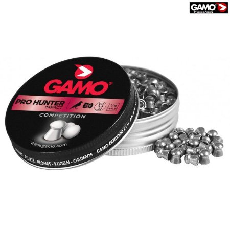 Chumbinho GAMO PRO Hunter - Cal 5.5 mm - c/250 un