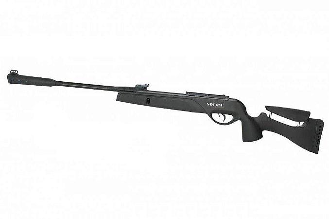Carabina Pressão GAMO Socom 1000 Tactical - Cal. 5.5 mm