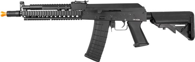Rifle Airsoft AEG AK-105 (CM40L) Full Metal Cal. 6mm – CYMA
