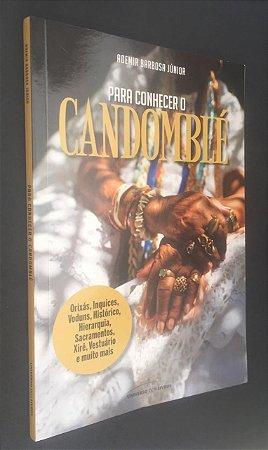 Livro Para Conhecer o Candomblé