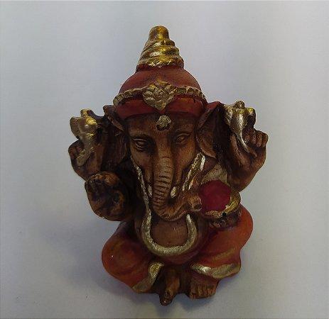 Mini Ganesha Colorido