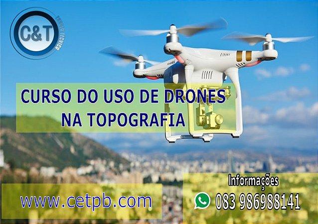 CURSO DE DRONES APLICADOS A TOPOGRAFIA