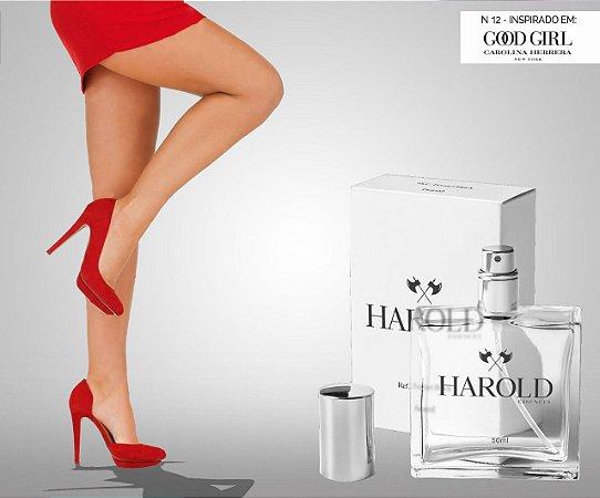 HAROLD 12 SIMILAR AO GOOD GIRL  - 50ML