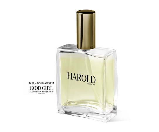 HAROLD 12 SIMILAR AO GOOD GIRL  - 50ML