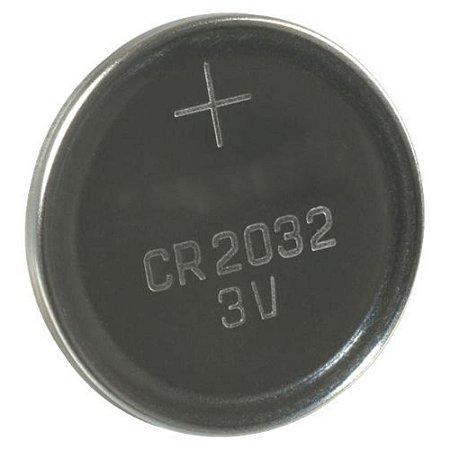 Cartela com 5 Unidades Bateria CR2032 3V Lithium