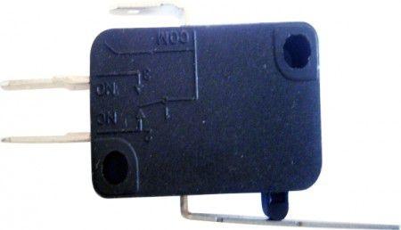 Chave Microswitch 15A 250V - 8A 150V Haste Longa