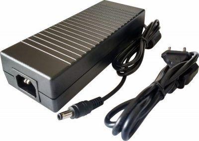 Fonte 1210 120W 12V 10A Plug P4 Plástica I Automática Com Led
