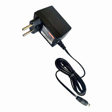 Fonte 1201 12v 1,5a  P4 2,1 mm Wall Plug Vertical LO