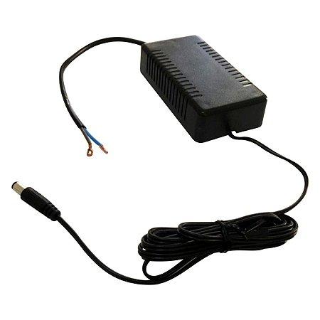 Fonte Blindada 12V 2A Fio Plug P4