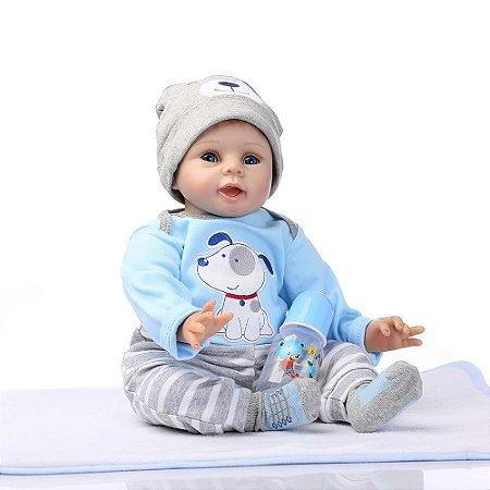 Boneca Bebe Reborn 036