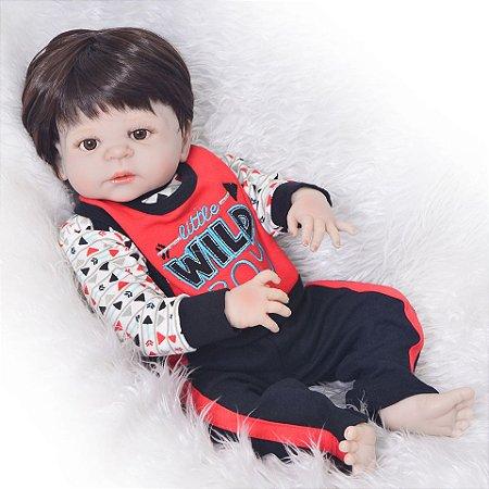 Boneca Bebe Reborn 052