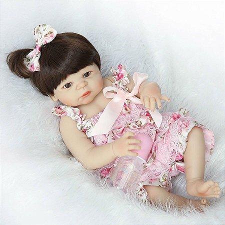 Boneca Bebe Reborn 065