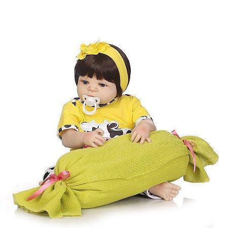 Boneca Bebê Reborn 0107