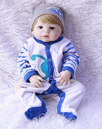 Boneca Bebê Reborn 0111