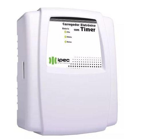Carregador Fonte Fechadura Eletromagnética Timer 2a