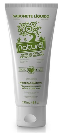 Sabonete Líquido Natural - Orgânico Natural