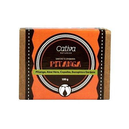 Sabonete de Pitanga - Cativa Natureza