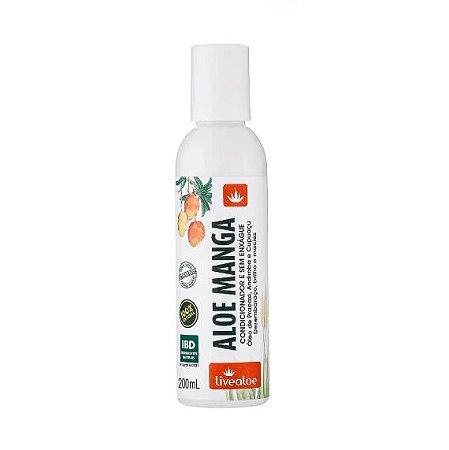 Aloe Manga Condicionador e Sem Enxágue - Livealoe
