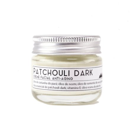 Creme Facial Patchouli Dark - Terral