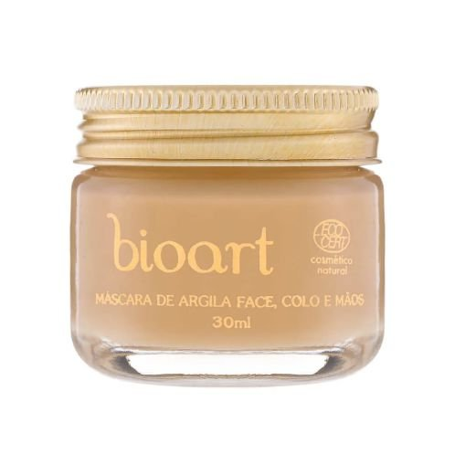 Máscara Bionutritiva Iluminadora - Bioart