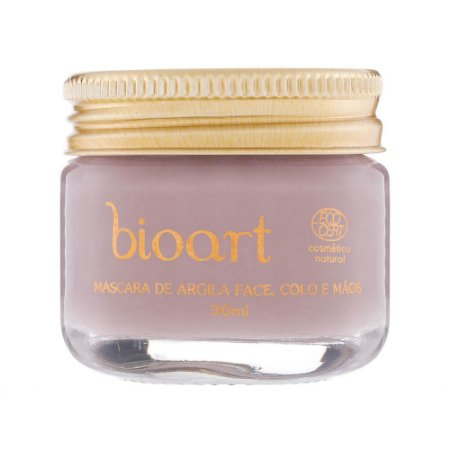 Máscara Bionutritiva Calmante - Bioart