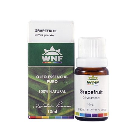 Óleo Essencial de Grapefruit 10ml - WNF