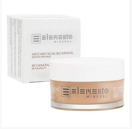 Nude Balm Hidratante Facial Efeito Matte - Elemento Mineral