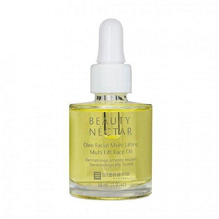 Beauty Nectar Óleo Facial Multi Lifting - Elemento Mineral
