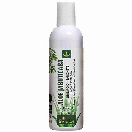 Shampoo e Sabonete Aloe Jabuticaba - Livealoe