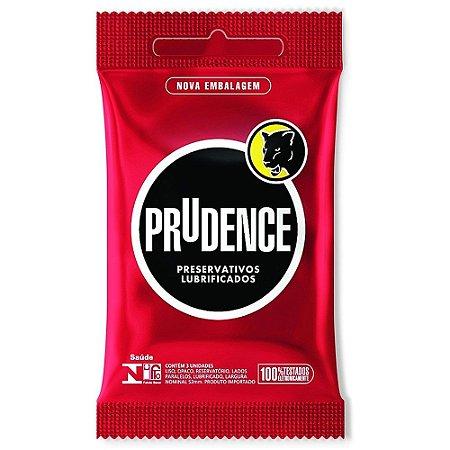 Preservativo Prudence Lubrificado