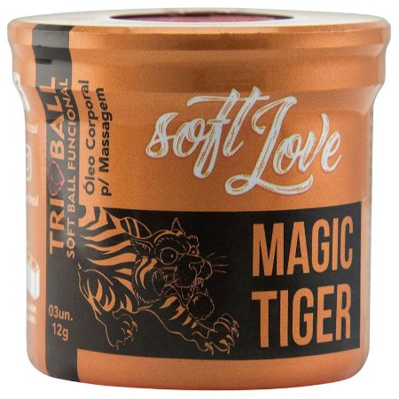 Soft Ball Magic Tiger- 3un