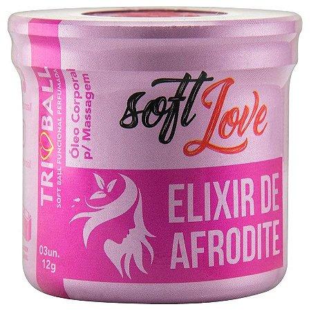 Soft Ball Elixir de Afrodite 3un