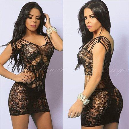 Mini Vestido Jocelyn