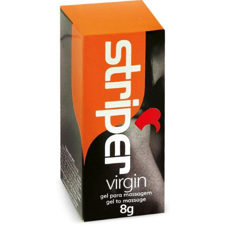 Gel para Massagem Striper Virgin 8G