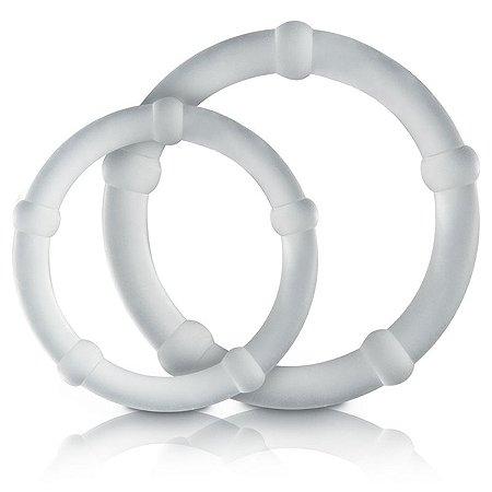 Kit Eros Excite com 2 Anéis de Silicone
