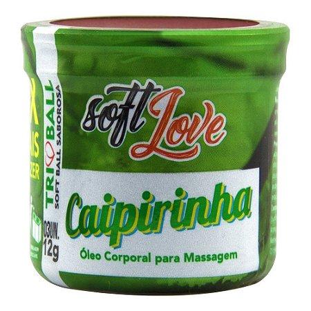 Triball Bolinha Funcional Drink Caipirinha - 03 Unidades