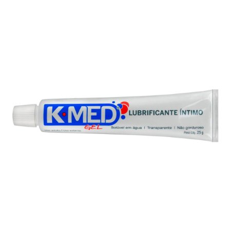 LUBRIFICANTE INTIMO K/MED 25G