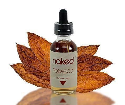 Líquido Naked 100 - 60ml - 3mg Nicotina - Sabores