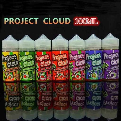 Project Cloud 100ml 3mg