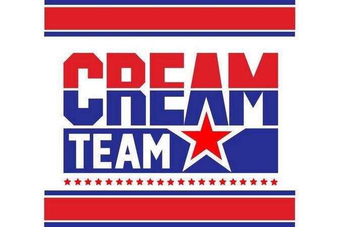 Líquido Cream Team 100ml 03mg