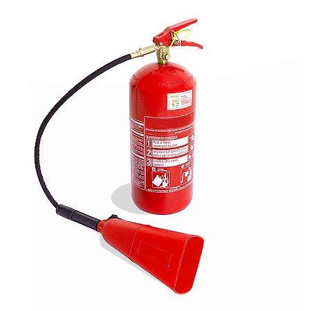 Extintor de incêndio portátil de dióxido de carbono (CO2) 4kg Imprefix