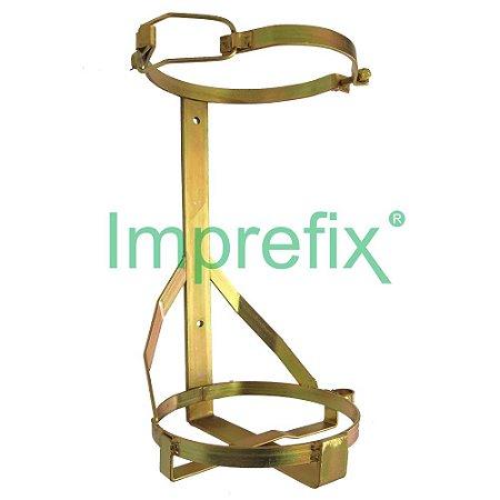 Suporte metálico para fixação de extintores veiculares P8, P12 AP e CO2 Imprefix