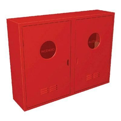 Caixa Abrigo Hidrante Duplo Sobrepor 120x90x17 Cm Imprefix